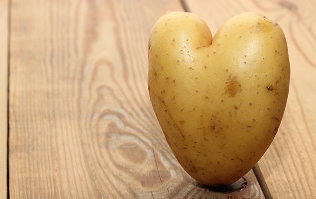 Koche Dir Deine Kartoffel mit der Sonne!