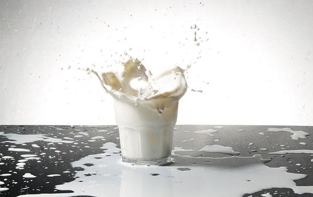 Magische Milch!