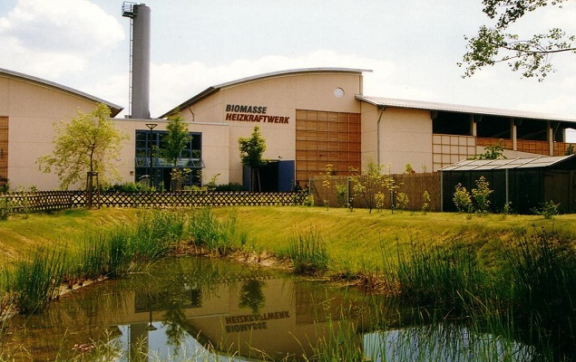 Energieökologische Modellstadt Ostritz