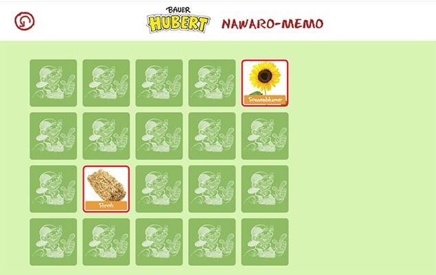 Screenshot Nawaro-Memory